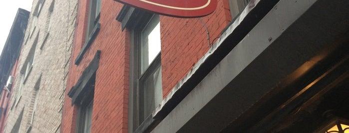 Eleven B is one of BYOB NYC.
