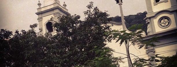 Igreja Matriz Santa Margarida Maria is one of #Rio2013 | Catequese [Portuguese].