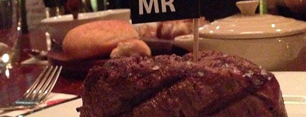 El Gaucho Argentinian Steakhouse is one of Măm măm ~.^.