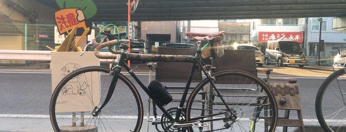 Blue Lug Kamiuma is one of 東京.
