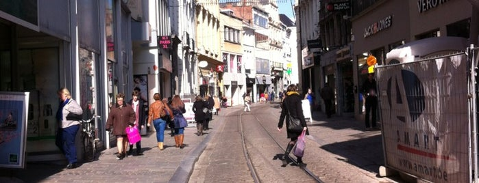 Veldstraat is one of Student van UGent.