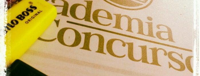 Academia do Concurso is one of curso.