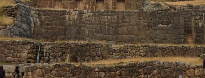 Tambomachay is one of Plan Semana en Cusco.