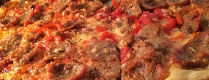 Harry's Bishop's Corner Pizza is one of 20 favorite restaurants.