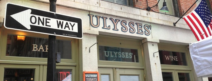 Ulysses Folk House is one of nyc.