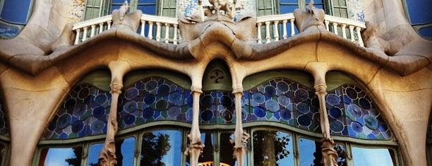 Casa Batlló is one of My Barcelona!.