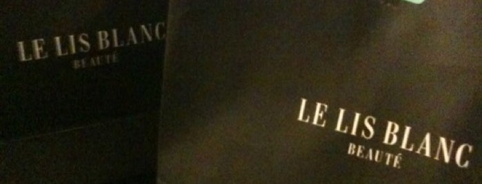 Le Lis Blanc is one of Shopping Anália Franco.