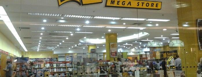 Saraiva MegaStore is one of Melhores da mooca....