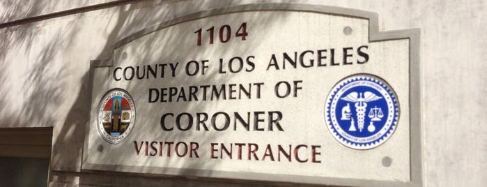 Skeletons in the Closet: The LA Coroner Gift Shop is one of Nikki Kreuzer's Offbeat L.A..