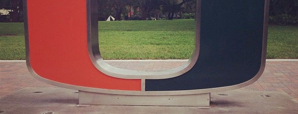 University of Miami is one of NCAA Division I FBS Football Schools.