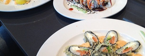 Samurai Blue Sushi & Sake Bar is one of The 15 Best Places for Blue Crabs in Tampa.