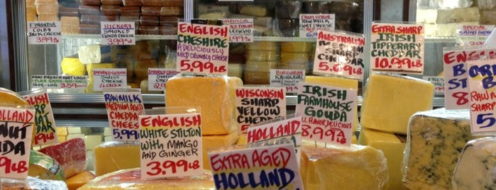 East Village Cheese is one of Foodstuff.