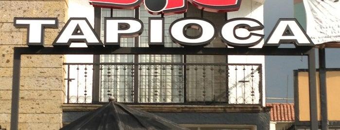 Big Tapioca is one of cafes-postres-etc.