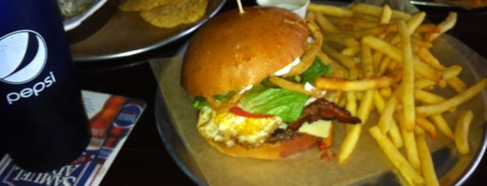 Haywire Burger Bar is one of CT Food to Try (casual).