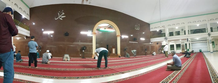Masjid Baitussyakur is one of Best Of Religious Places.