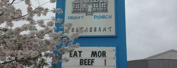 Pawley's Front Porch is one of GRAte spots.