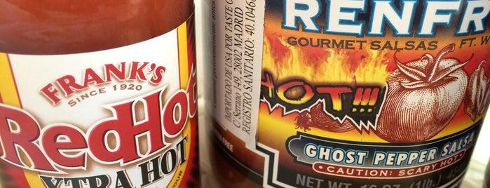 Taste of America is one of Restauración.