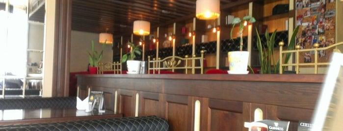 LeMON café is one of Khmel'nyts'kyi's wifi.