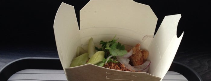 Box Noodle is one of London.