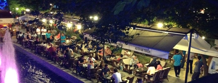 Tarihi Dede Çay Bahçesi is one of Konya'da Café ve Yemek Keyfi.