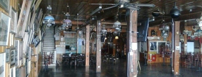 Delta Saloon is one of Ghost Adventures Lockdowns.