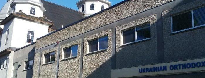 Ukrainian Orthodox Centre is one of Corbet's Secret Vancouver.