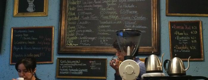 Café Avellaneda Barra & Tostadores is one of [To-do] DF.