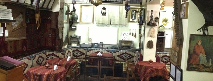 Hemşin Cafe is one of Yeme-İçme (Türkiye).