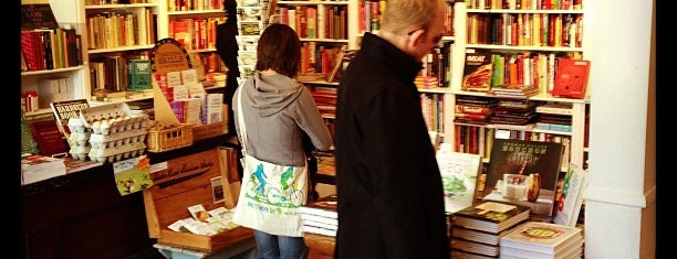 Omnivore Books on Food is one of Sally & Ted's Bay Area Adventure To Do List.