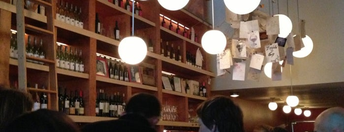 Amelie is one of Upscale Bars and Lounges (SF).