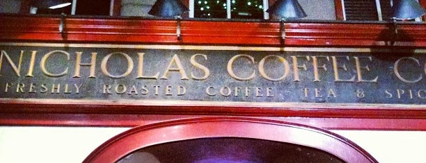 Nicholas Coffee & Tea Company is one of Places to go in Pittsburgh.