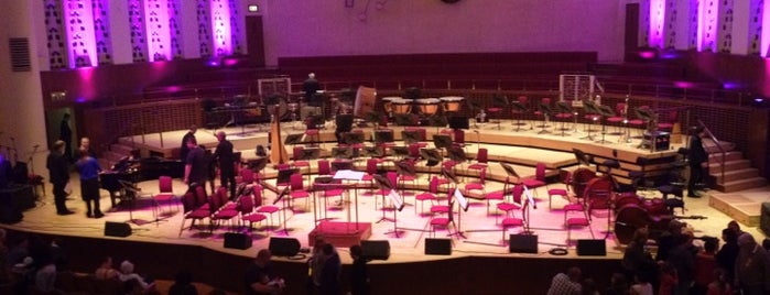 Liverpool Philharmonic Hall is one of Inspired locations of learning.