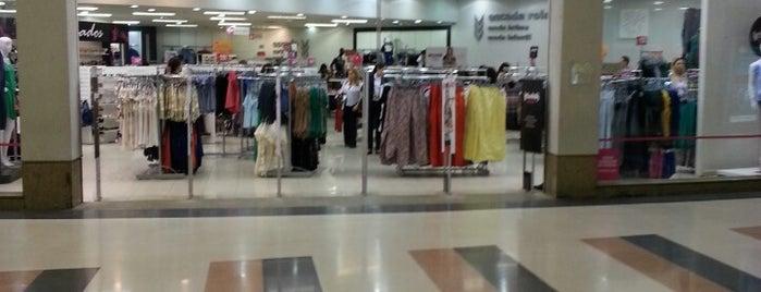 Shopping Campo Limpo is one of Shopping Centers de São Paulo.
