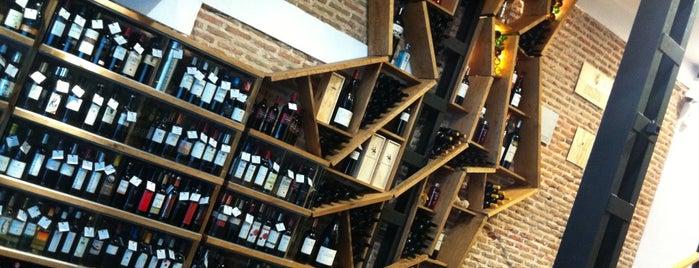 Vinopremier Vinoteca is one of Zampar en Madrid.