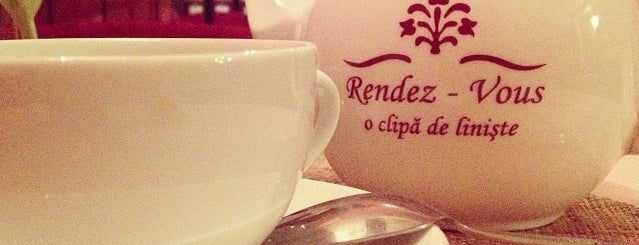 Rendez-Vous is one of Chill places.