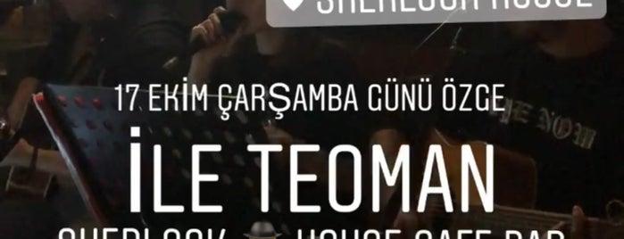 Sherlock House is one of Adana Gece Hayatı Turgut Özal Mado Yakını.