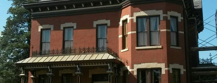 Naper Settlement is one of Naperville, IL & the S-SW Suburbs.