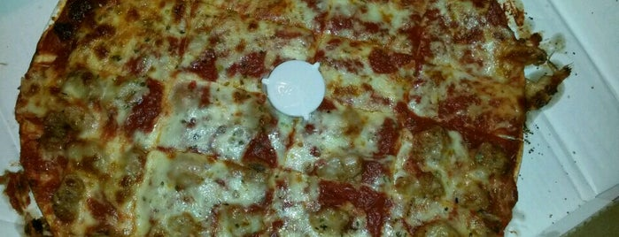 Waldo Cooney's Pizza is one of favorites.