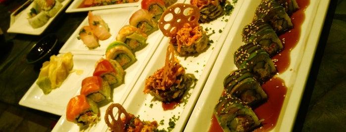 RA Sushi is one of HOU Asian Restaurants.