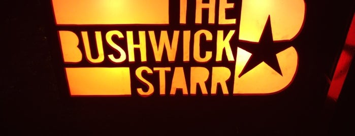 The Bushwick Starr is one of Brooklyn/Queens/Bronx Theatres.