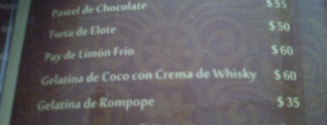 Cacao & Steak is one of coatza.