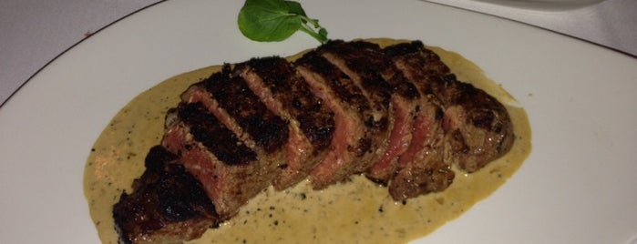Morton's The Steakhouse is one of Been There, Ate It.