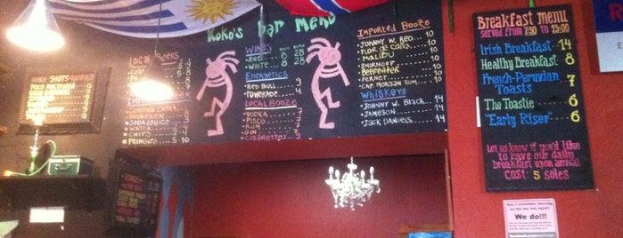 Kokopelli Upstairs Bar is one of Peru.