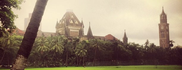 Bombay High Court is one of Mumbai Maximum.