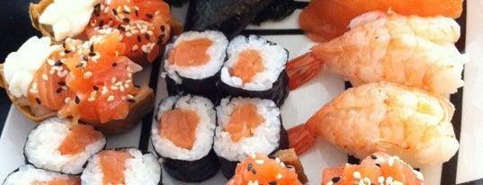 Koi - restaurante japones is one of Sushi.