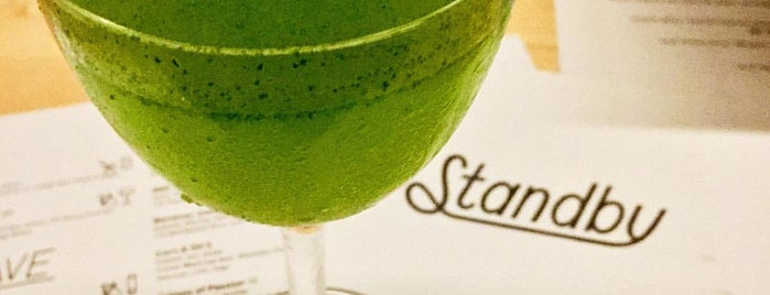 The Standby is one of Detroit by Manoogian.