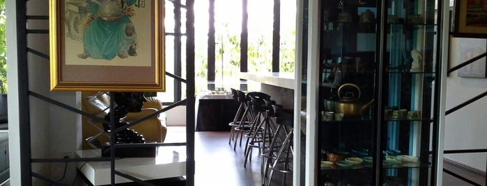 D'Art Cafe 艺术咖啡館 is one of Johor/JB :Cafe connoisseurs Must Visit.