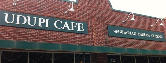 Udupi Cafe is one of Best Restaurants of 2011.
