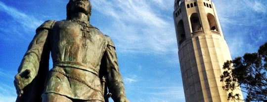 Coit Tower is one of The 15 Best Places for Tours in San Francisco.