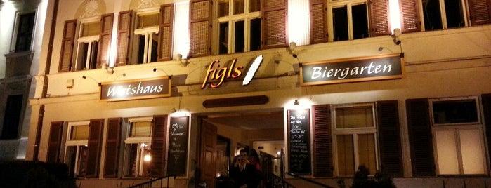 Figls is one of Vienna.